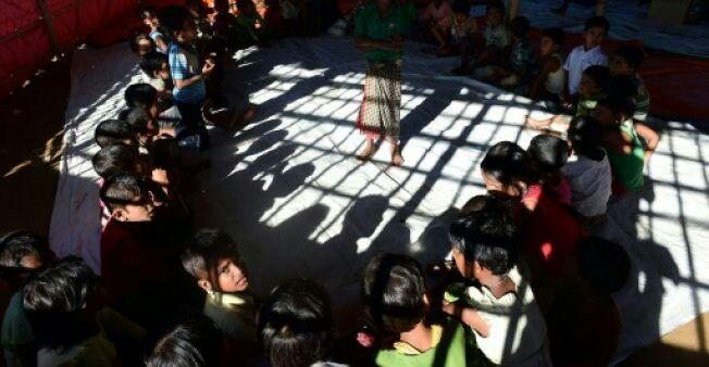 تصویر عفو بینالملل خواستار دخالت شورای امنیت در مورد مصائب مسلمانان میانمار شد