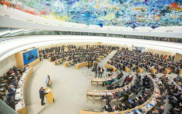 تصویر تایید برگزاری جلسه ویژه شورای حقوق بشر سازمان ملل درباره روهینگیا