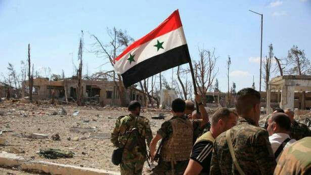 Photo of ارتش سوریه در ۱۰ کیلومتری فرودگاه نظامی ابوالظهور