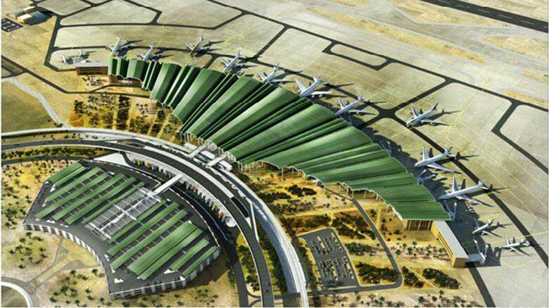 تصویر شروع احداث فرودگاه کربلا و استقبال از طرحهای شرکتهای داخلی و خارجی