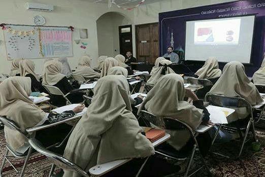 تصویر افتتاح دوره تربیت مربی قرآن ویژه بانوان در اندونزی