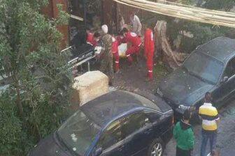 تصویر حمله خمپاره ای سنیهای تندروی به دمشق