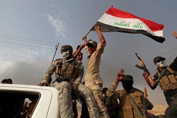 تصویر مرزهای عراق با سوریه به زودی امن میشود