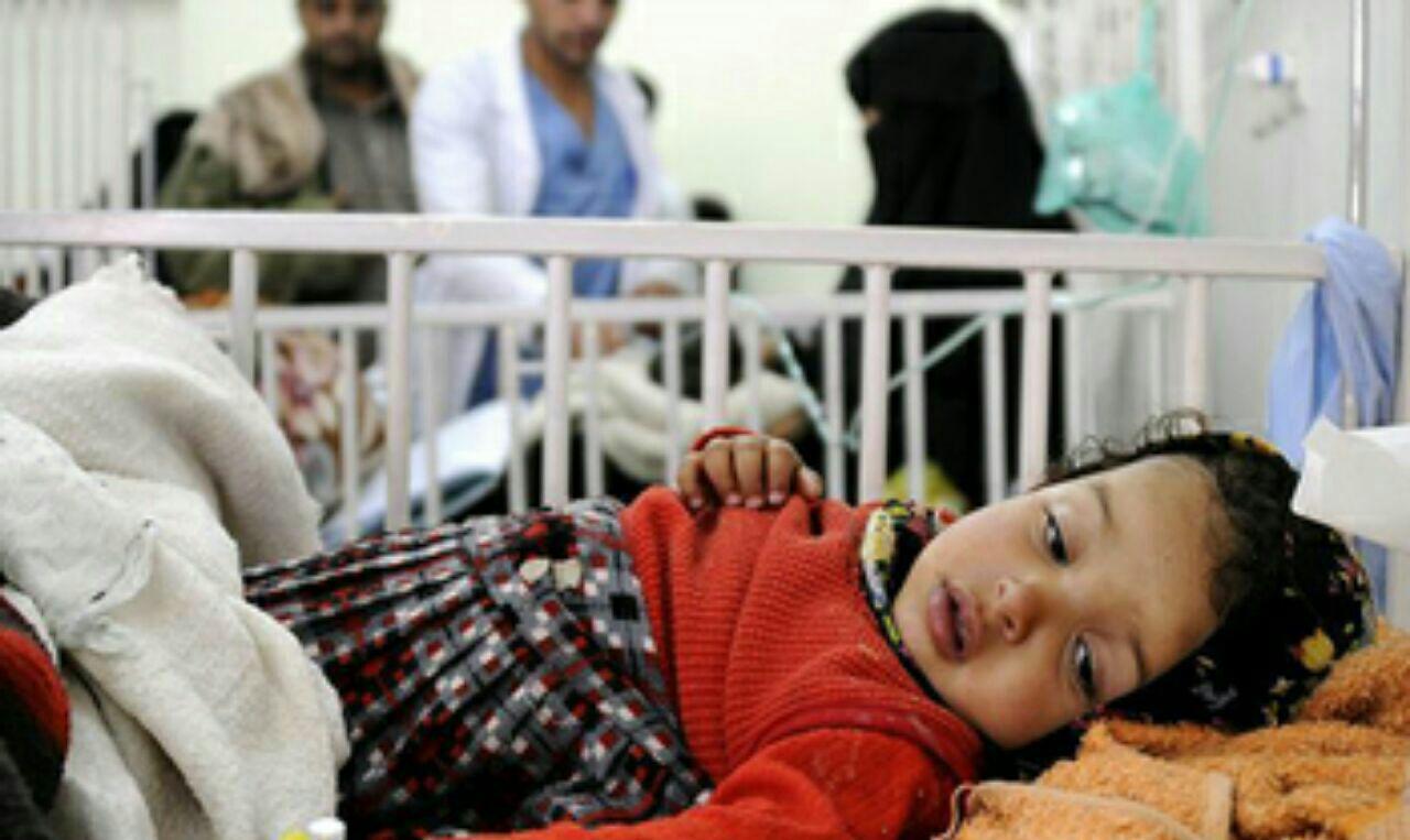 تصویر ظهور یک بیماری واگیردار دیگر در یمن