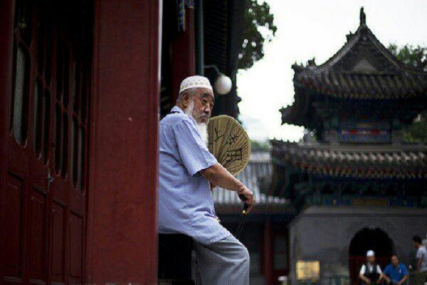 تصویر اعتراض دیدهبان حقوق بشر به طرح كنترل ژنتیكی مسلمانان در چین