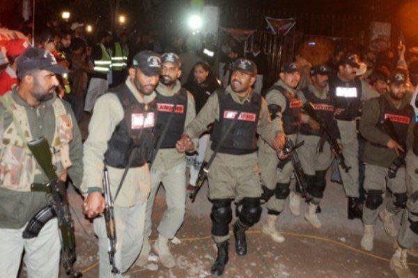 تصویر ۲۹ قربانی در  انفجار تروریستی در شهر «کویته» پاکستان
