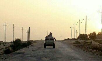 تصویر انتقال عناصر داعش از سوریه به مصر