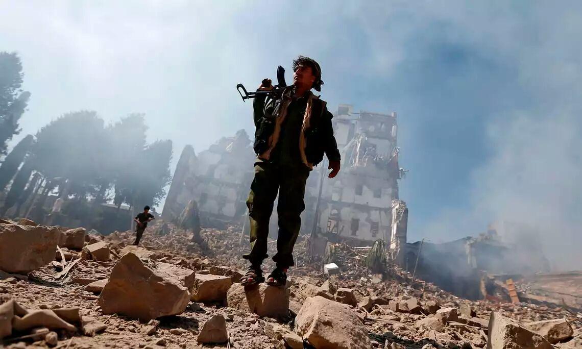 تصویر درخواست ۳۵۰ شخصیت علمی، فرهنگی و هنری از رهبران غربی برای پایان دادن به جنگ یمن