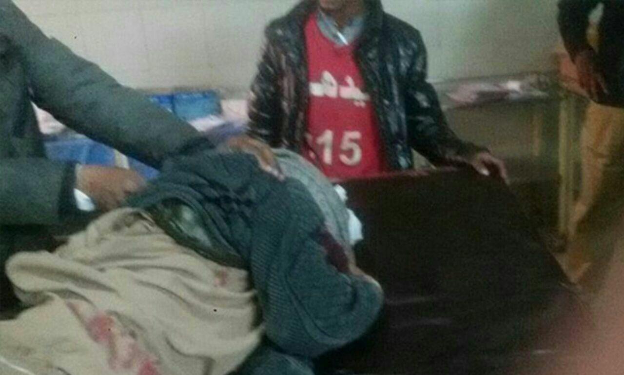 تصویر حمله مسلحانه به شیعیان کویته پاکستان