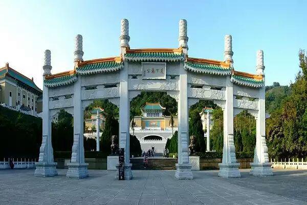 تصویر افتتاح نمازخانه در کاخ موزه ملی تایوان
