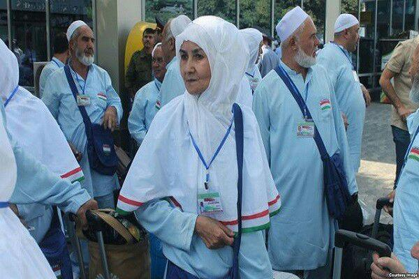 تصویر ممنوعیت حج برای افراد کمدرآمد در تاجیکستان