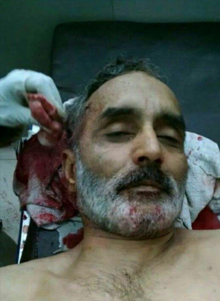 تصویر ترور یک شیعه توسط سنی های تندرو در کویته