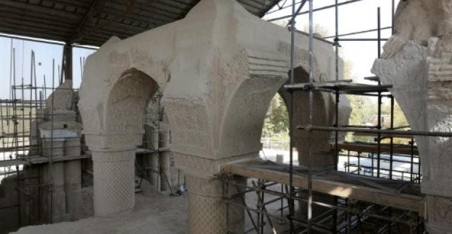 تصویر آشنایی با اولین مسجد افغانستان