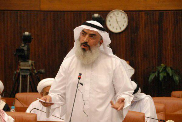 تصویر دادگاهی شدن مفتی سلفی به دلیل اهانت به اعتقادات شیعیان بحرین