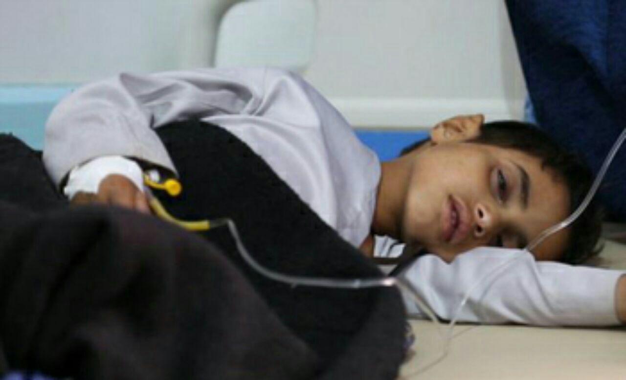 تصویر یونیسف: یکمیلیون و ۸۰۰هزار کودک یمنی از سوءتغذیه شدید رنج میبرند