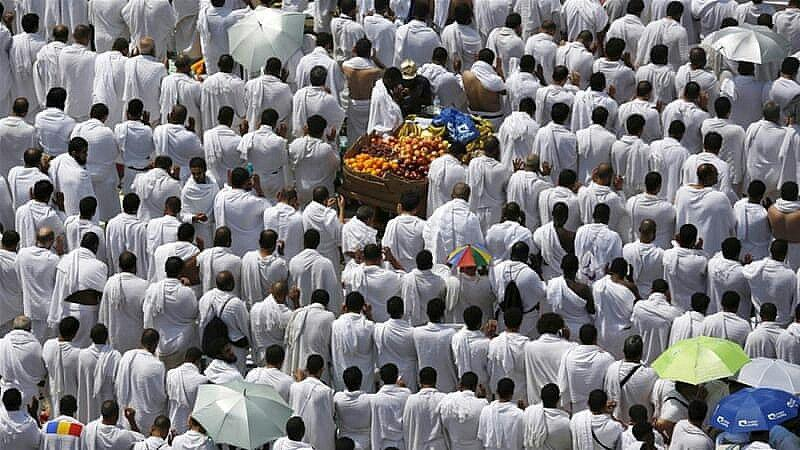 تصویر دولت هند یارانه «سفر حج» را قطع کرد