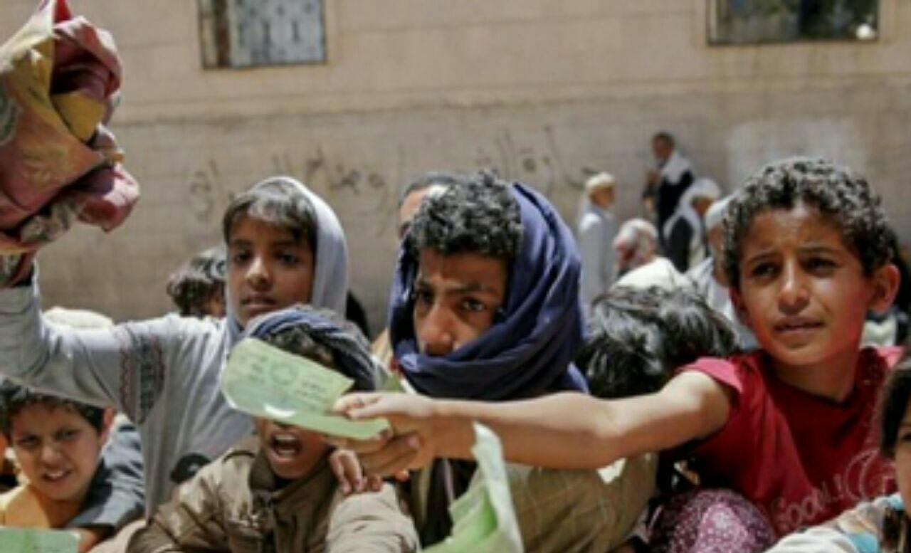 تصویر درخواست سازمان ملل برای ارائه 3 میلیارد دلار کمک به مردم یمن