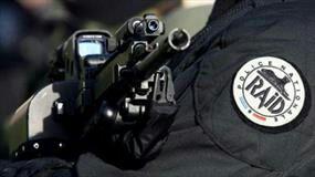 تصویر عامل حمله به مسلمانان خود را تسلیم پلیس کرد