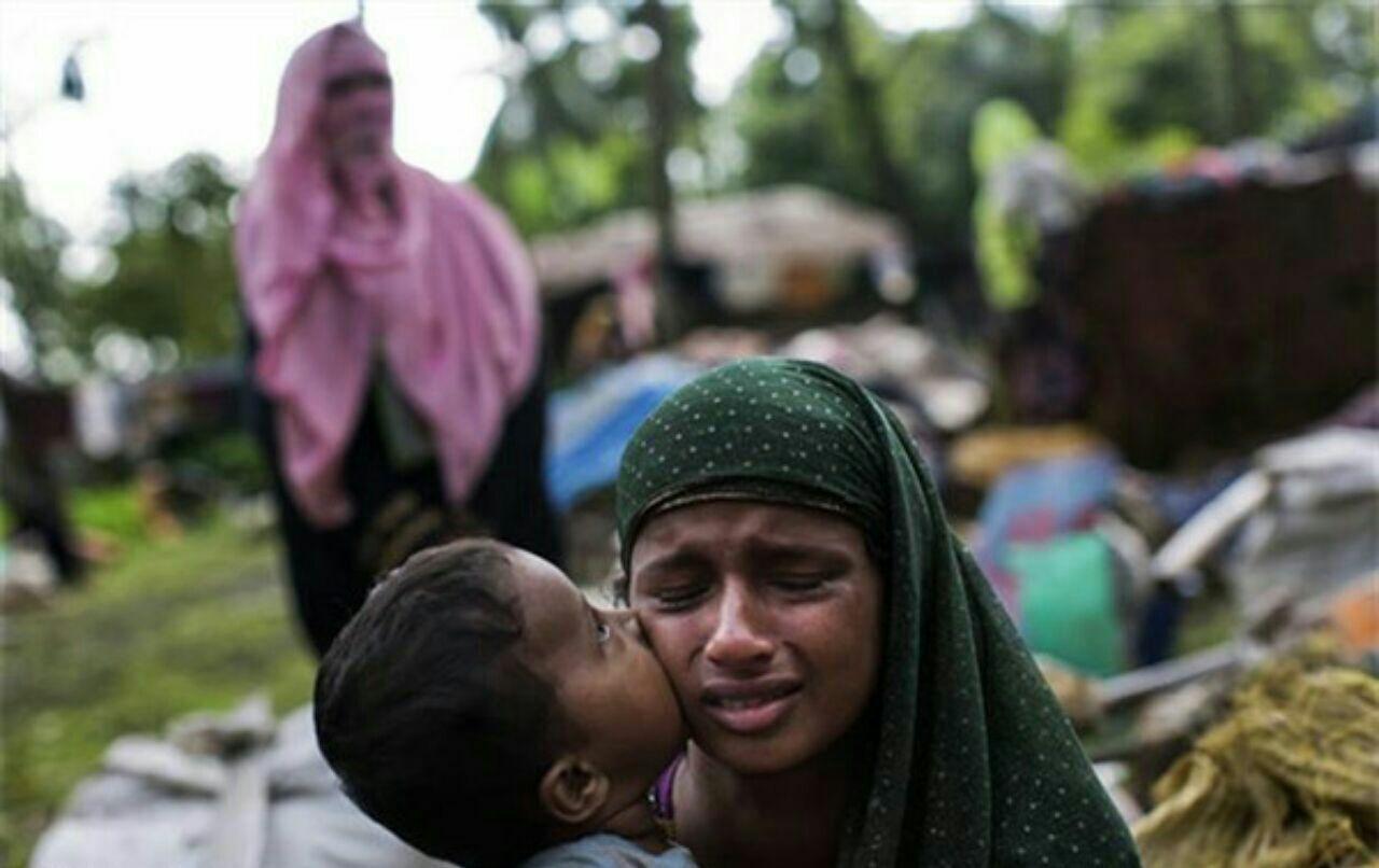 تصویر فرستاده سازمان ملل نسلکشی روهینگیاییها را تائید کرد