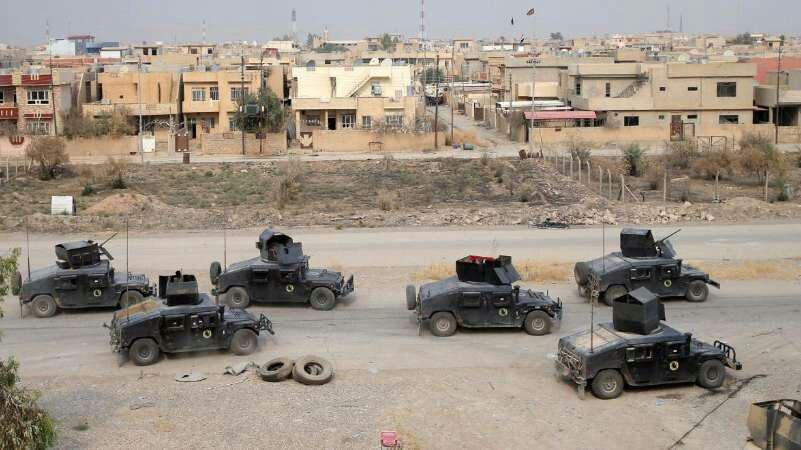 تصویر توطئه بزرگ داعش در عراق خنثی شد