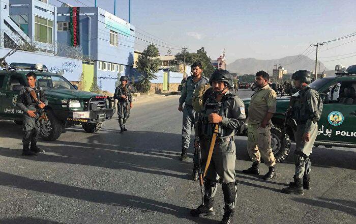 تصویر ۸ عنصر داعشی در پایتخت افغانستان بازداشت شدند