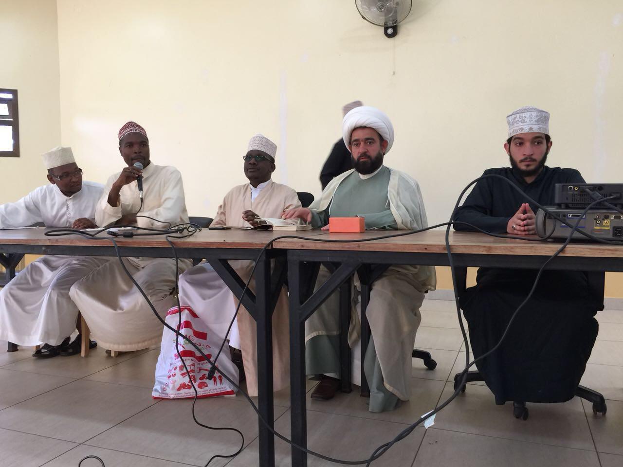 تصویر ادامه فعالیت های فرهنگی- مذهبی «مرکز اهل بیت علیهم السلام» در کشور  تانزانیا