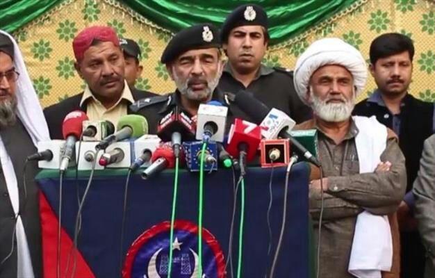 تصویر پلیس دنبال عامل اصلی کشتار شیعیان در دیره اسماعیل خان است