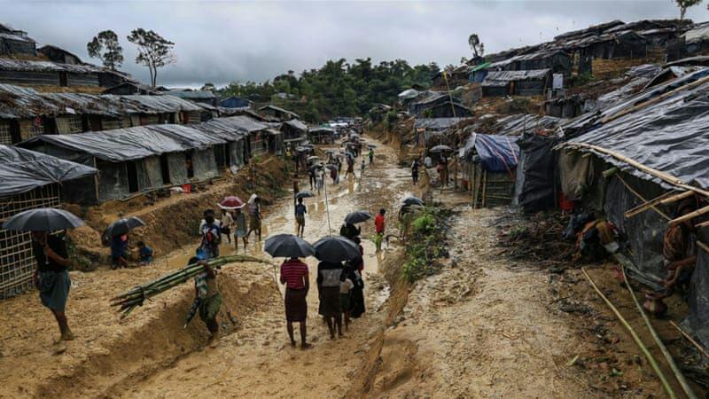 تصویر سازمان ملل: مسلمانان روهینگیا هنوز نمیتوانند به میانمار بازگردند