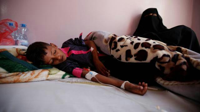 تصویر در پی بروز وبای جدید رخ داد؛  درگذشت 16 تن و وضع خطرناک 100 شهروند در یمن