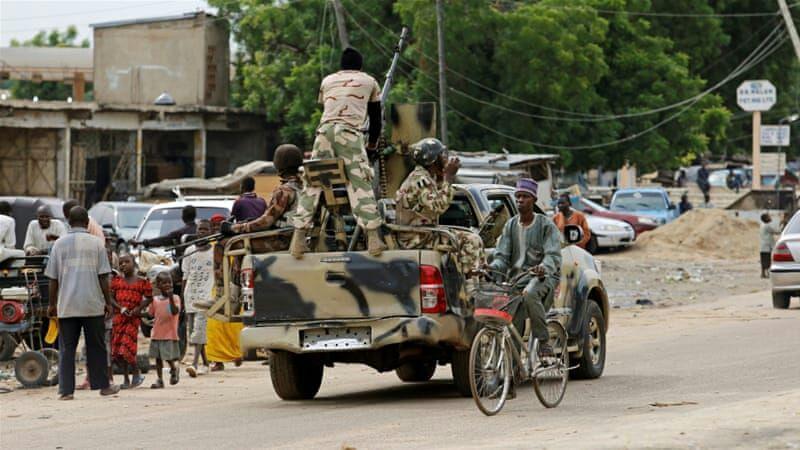 تصویر بوکوحرام به یک مدرسه دخترانه در نیجریه حمله کرد