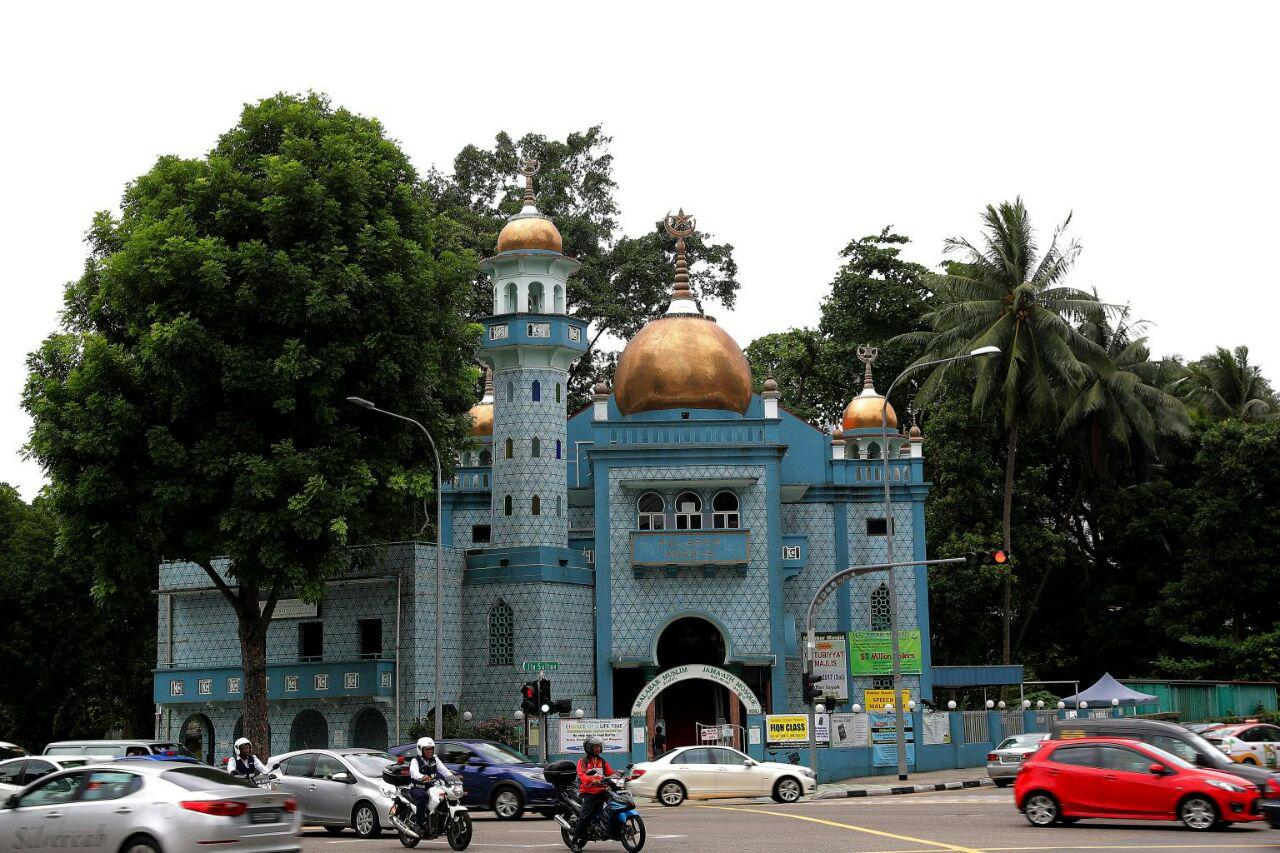 تصویر قدیمی ترین آثار اسلامی سنگاپور در معرض تهدید است