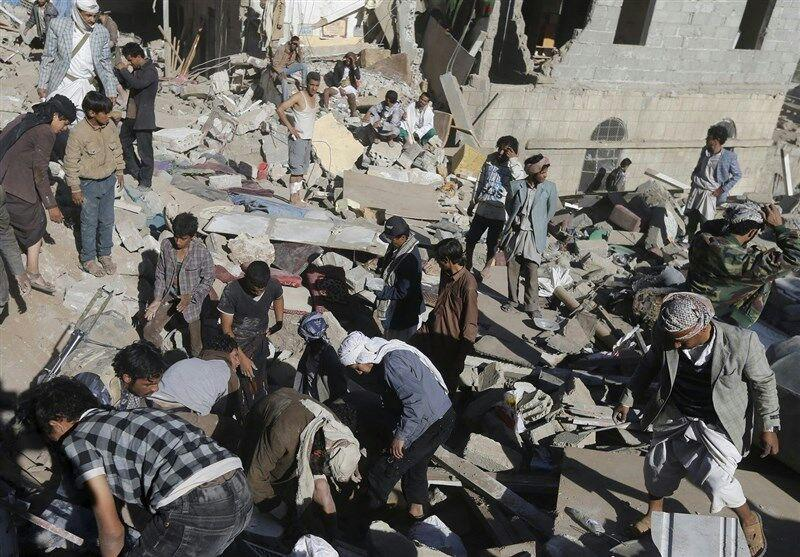 تصویر اکونومیست: عربستان و امارات درحال بلعیدن یمن هستند