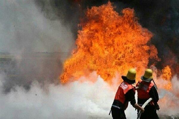 تصویر آتشسوزی در مدرسه آموزش حفظ قرآن مالزی