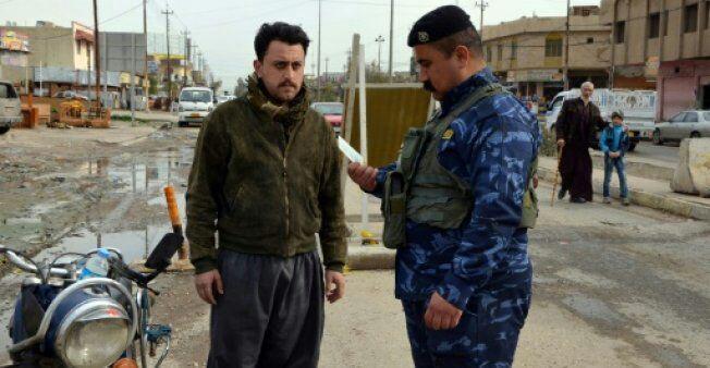 تصویر مشکل جدید مردم موصل؛ تشابه اسمی با عناصر داعش