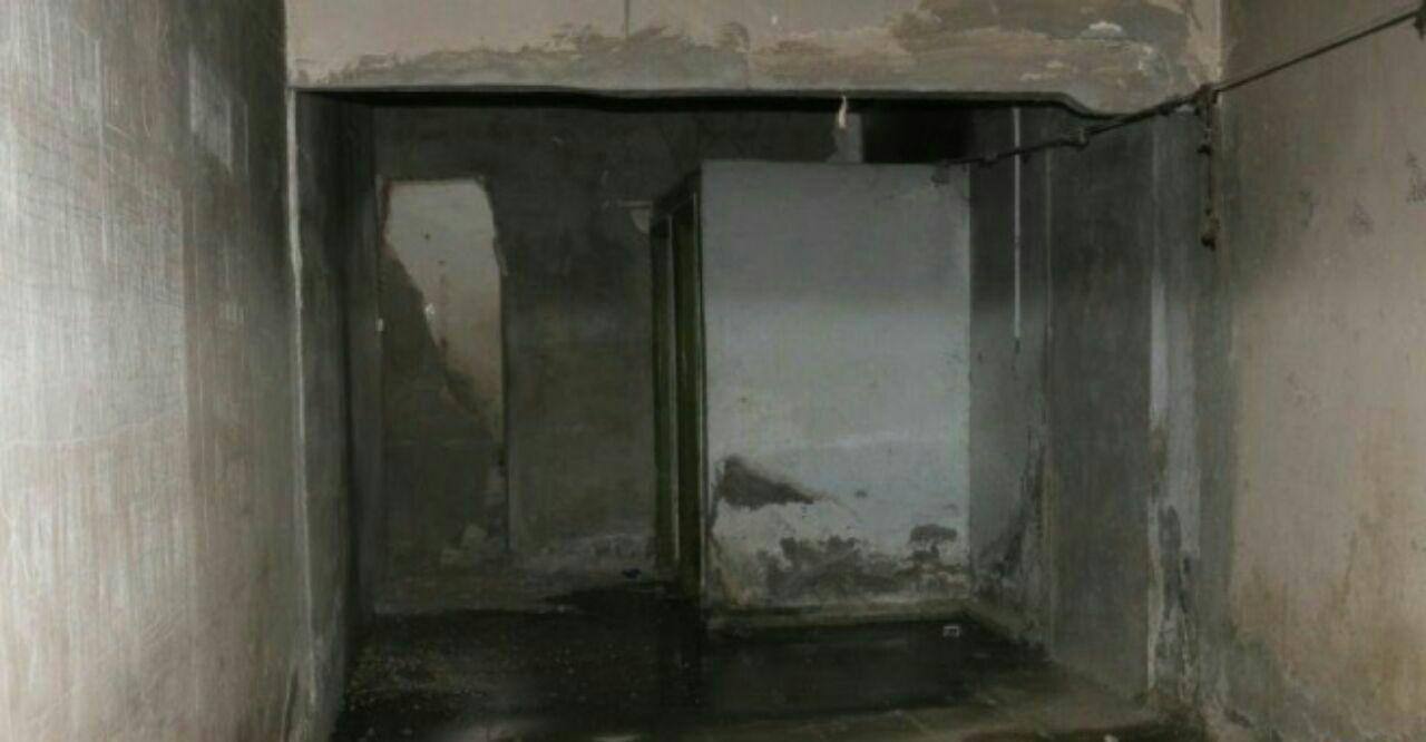 تصویر کشف شکنجهگاه مخوف داعش در سوریه