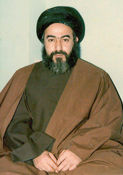 تصویر سی و نهمین سالگرد شهادت آیت الله سید حسن شیرازی برادر مرجعیت شیعه