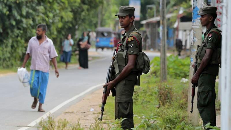 تصویر خشونت ها علیه مسلمانان در سریلانکا ادامه دارد