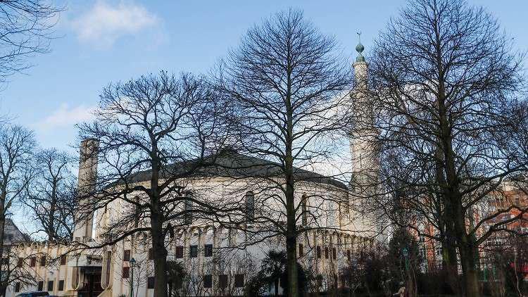 تصویر بلژیک اجاره نامه 99 ساله مسجد تحت کنترل عربستان سعودی را لغو کرد