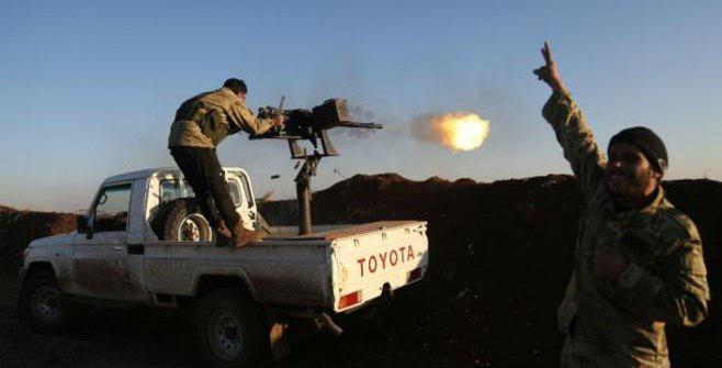 تصویر شکست سنی های تندرو در حمله به 2 شهر شیعه نشین سوریه