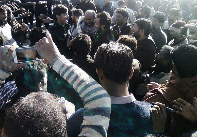 تصویر کارشکنی مجدد پاکستان علیه زوار و حبس ۱۶ روزه آنان