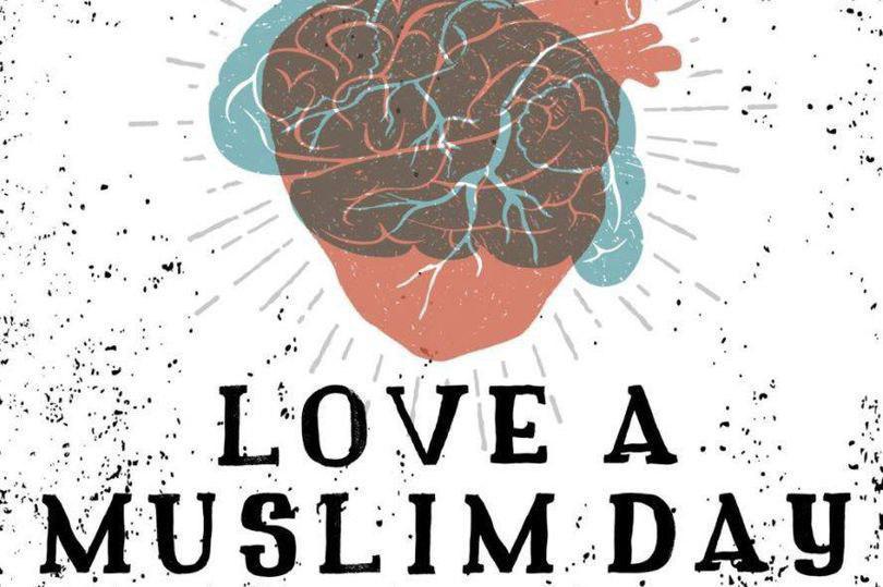 تصویر درشهر ناتینگهام برگزار میشود؛ روز «عشق به یک مسلمان»