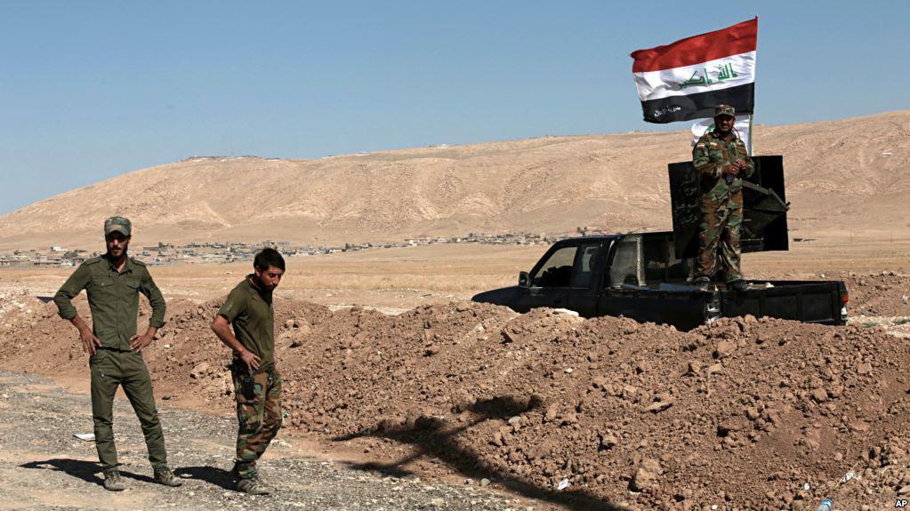 تصویر 14 تروریست داعشی در عراق به هلاکت رسیدند