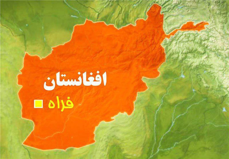 تصویر کشته شدن ۶ کماندوی ارتش در غرب افغانستان