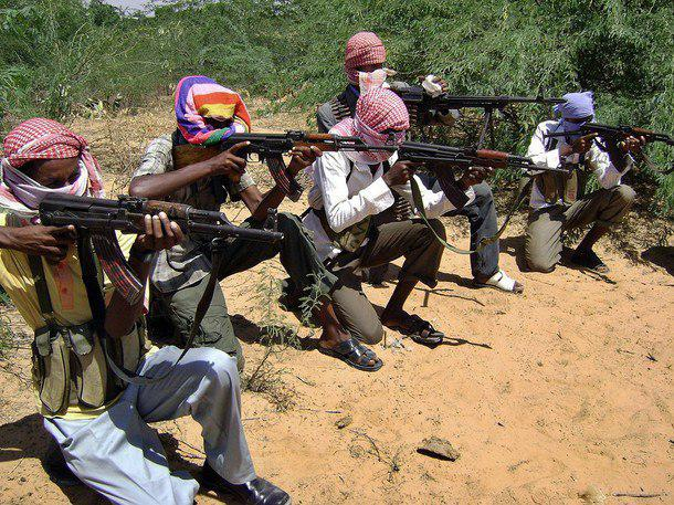 تصویر ۵۹ کشته در حمله تروریستهای الشباب به نیروهای اتحادیه آفریقا