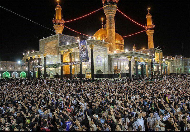 تصویر فرماندهی عملیات بغداد اعلام کرد: اتخاذ تدابیر امنیتی ویژه شهادت امام هفتم در کاظمین