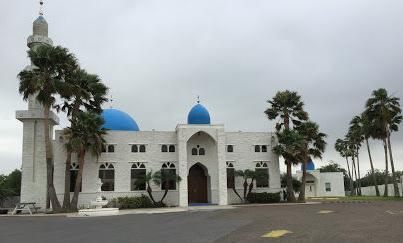 تصویر برای سومین سال متوالی؛  مراسم روز درهای باز در مسجد ادینبورگ تگزاس برگزار شد