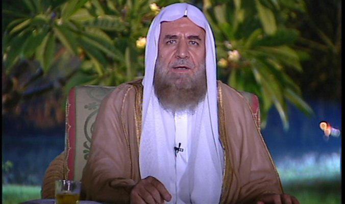 تصویر حساب یکی از مبلغان سلفی در عربستان مسدود شد