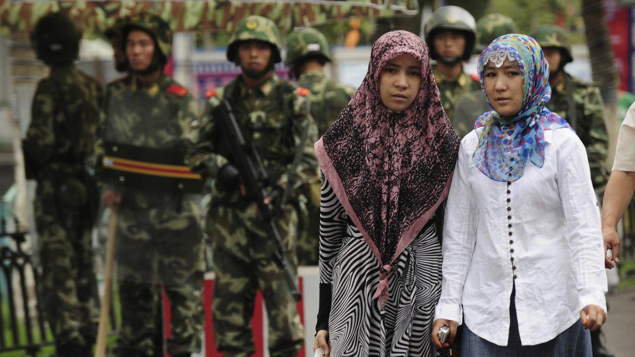 تصویر ابراز نگرانی سازمان جهانی «نفی خشونت (مسلمان آزاده)» درباره سرنوشت مسلمانان اویغور کشور چین