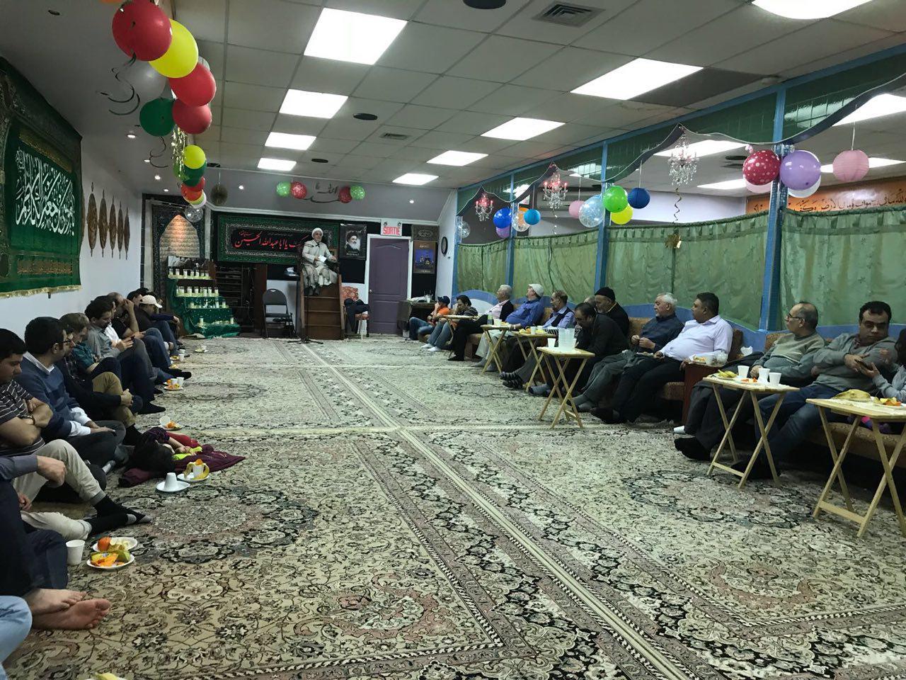 تصویر جشن اعیاد شعبانیه در مونترال در کانادا