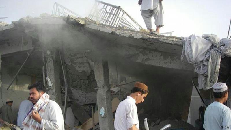 تصویر یونیسف کشتار کودکان افغان را محکوم کرد